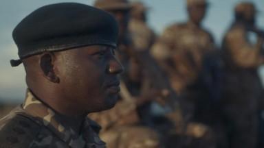 Julius Obwona Winner of the Tusk Wildlife Ranger Award, 2018