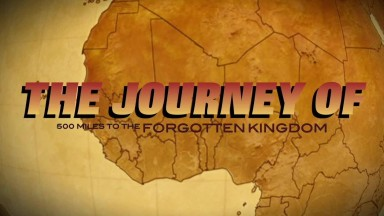 The Journey of 500 miles to the Forgotten Kingdom